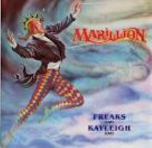 Marillion Freaks album cover