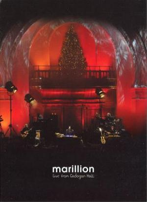 Marillion - Live At Cadogan Hall CD (album) cover