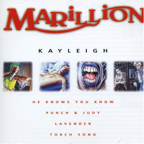 Marillion - Kayleigh CD (album) cover