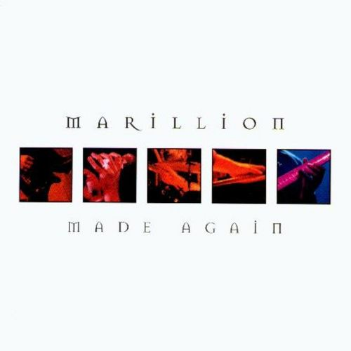 Marillion - Made Again CD (album) cover