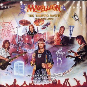Marillion - The Thieving Magpie - La Gazza Ladra CD (album) cover