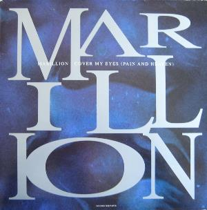 Marillion Cover My Eyes (Pain And Heaven) album cover