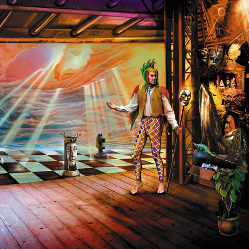 Marillion - Curtain Call - A Live Archive 1983 - 1988 CD (album) cover