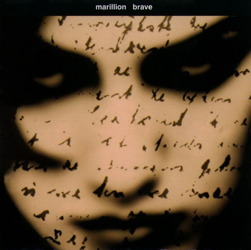 Brave by MARILLION album cover