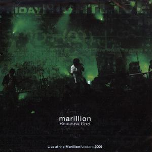 Marillion Seasons End Live album cover