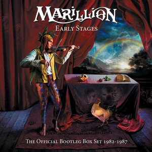 Marillion Early Stages: The Official Bootlegs 1982-1987 album cover
