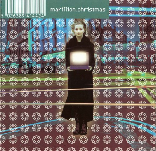 Marillion Marillion.Christmas album cover