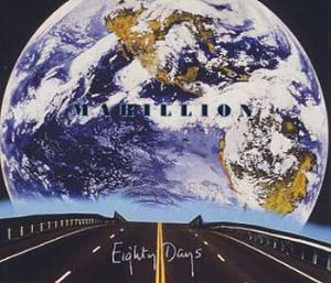 Marillion Eighty Days album cover