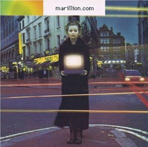 Marillion - Marillion.com CD (album) cover