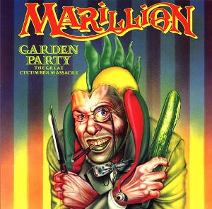 Marillion Garden Party album cover