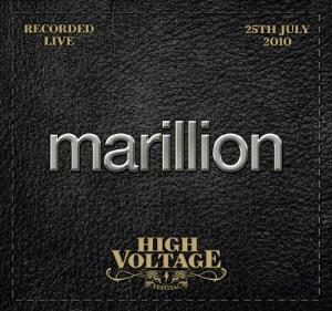 Marillion High Voltage album cover