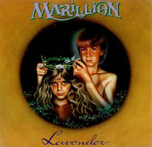 Marillion Lavender album cover