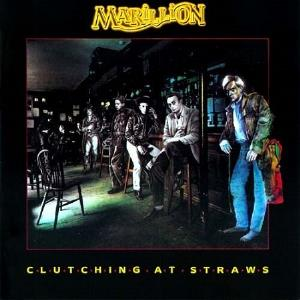 Marillion Clutching At Straws album cover