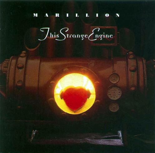Marillion - This Strange Engine CD (album) cover
