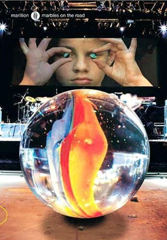 Marillion Marbles On The Road album cover