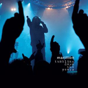 Marillion - Tumbling Down The Years CD (album) cover