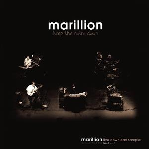 Marillion Keep The Noise Down album cover