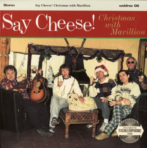 Marillion Say Cheese, Christmas With Marillion album cover