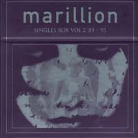 Marillion The singles '89- 95' album cover