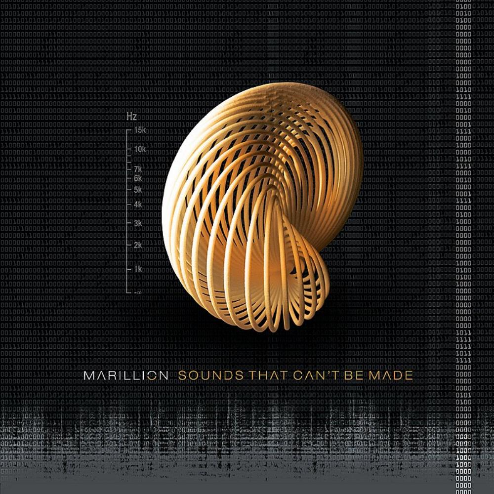 Sounds That Can't Be Made by MARILLION album cover