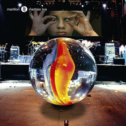 Marillion Marbles Live album cover