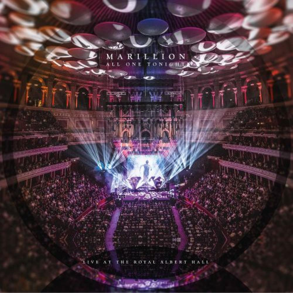 Marillion All One Tonight - Live at the Royal Albert Hall album cover