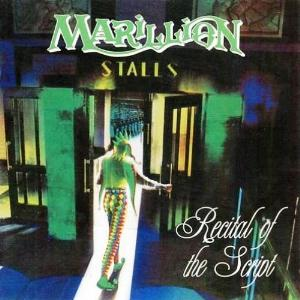 Marillion Recital of the Script album cover