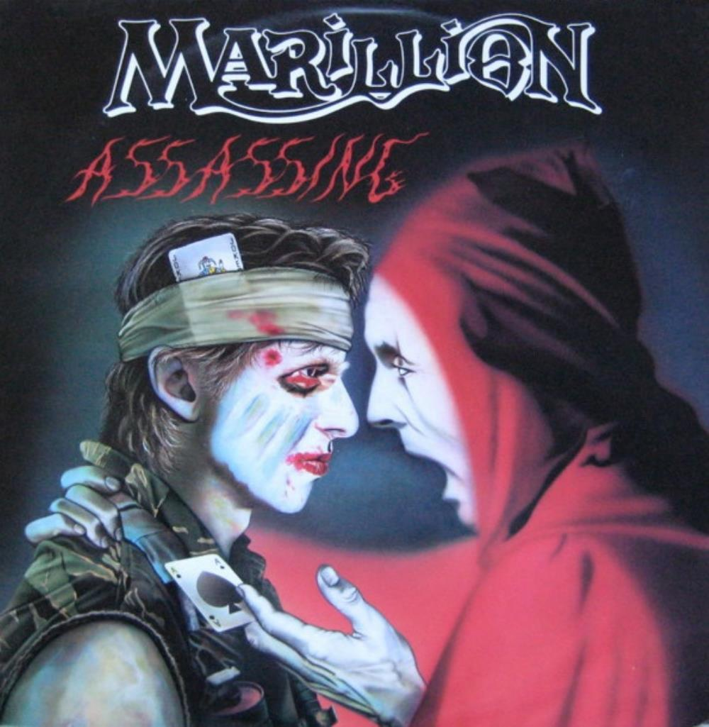 Assassing by MARILLION album cover