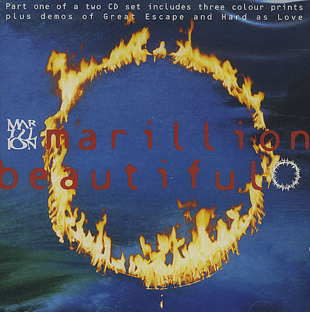 Marillion Beautiful album cover