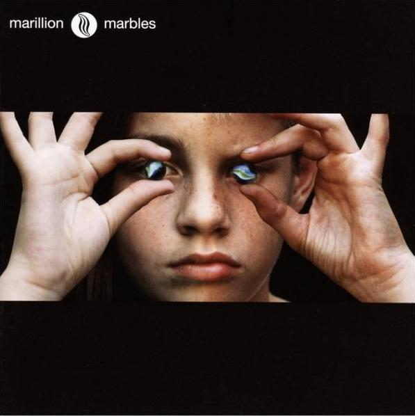 Marbles by MARILLION album cover