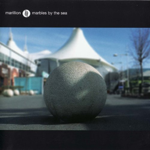 Marillion Marbles By The Sea  album cover
