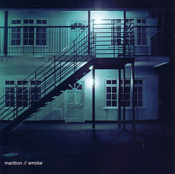Marillion Smoke album cover