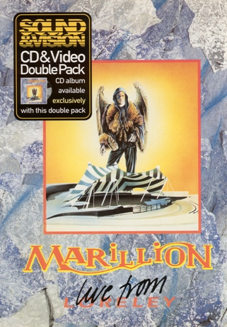 Marillion Live From Loreley album cover