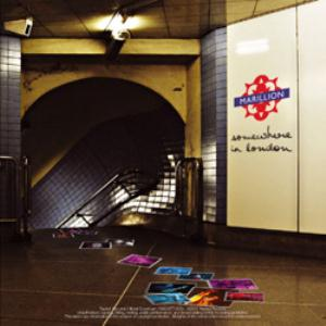 Marillion Somewhere In London album cover