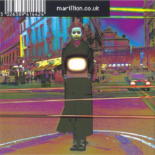 Marillion Marillion.co.uk album cover