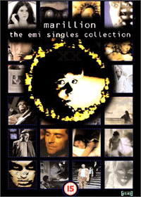 Marillion The EMI Singles Collection album cover