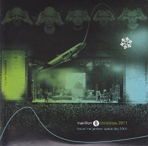Marillion Christmas 2011: Live At The German Space Day 2004 album cover