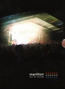 Marillion Out Of Season album cover