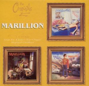 The Originals by MARILLION album cover