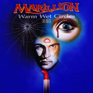 Marillion Warm Wet Circles album cover