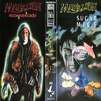 Marillion Incommunicado & Sugar Mice - Video album cover