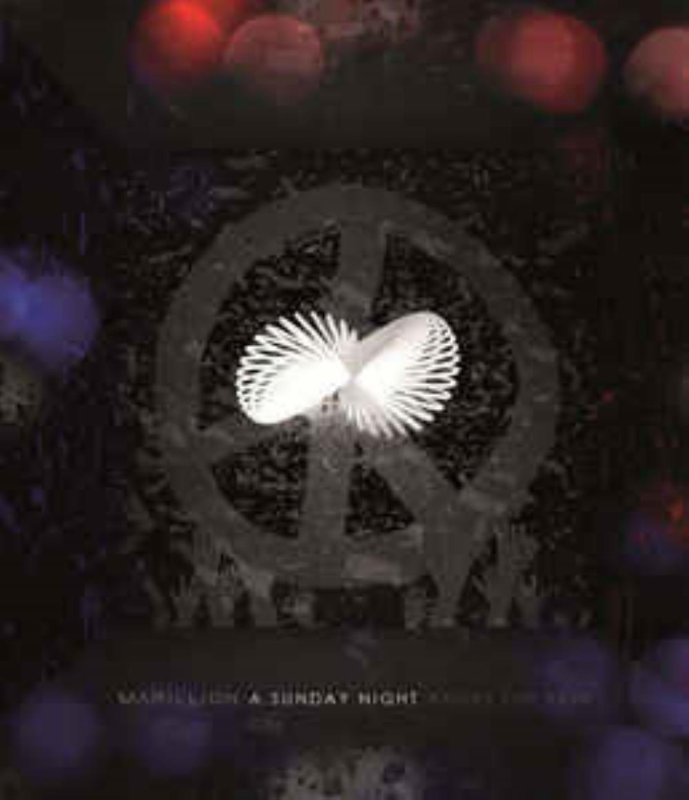 Marillion - A Sunday Night Above The Rain CD (album) cover