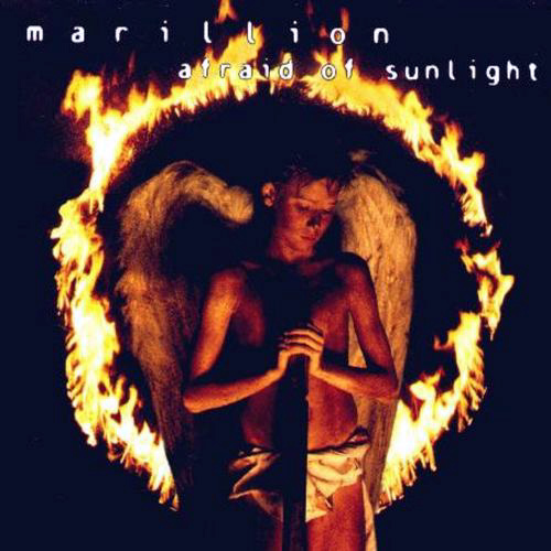 Marillion - Afraid Of Sunlight CD (album) cover