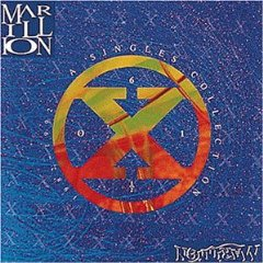 A Singles Collection - Six of One, Half a Dozen of the Other  by MARILLION album cover
