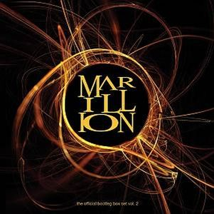 Marillion The Official Bootleg Box Set Vol. 2 album cover