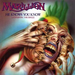 Marillion He Knows You Know album cover