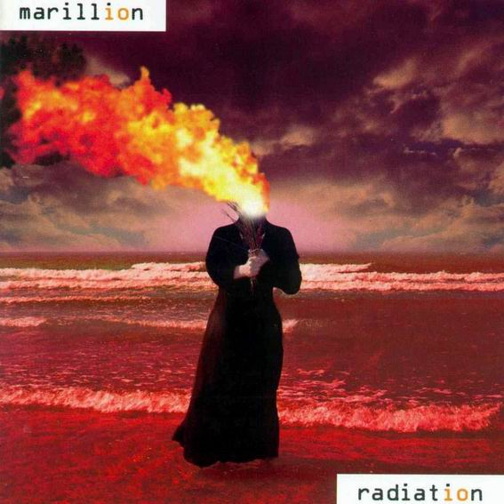Marillion - Radiation CD (album) cover