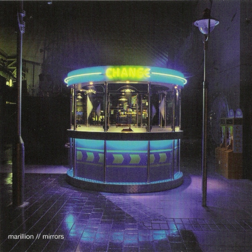 Marillion Mirrors album cover