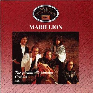 Marillion - Marillion Music Collection  CD (album) cover