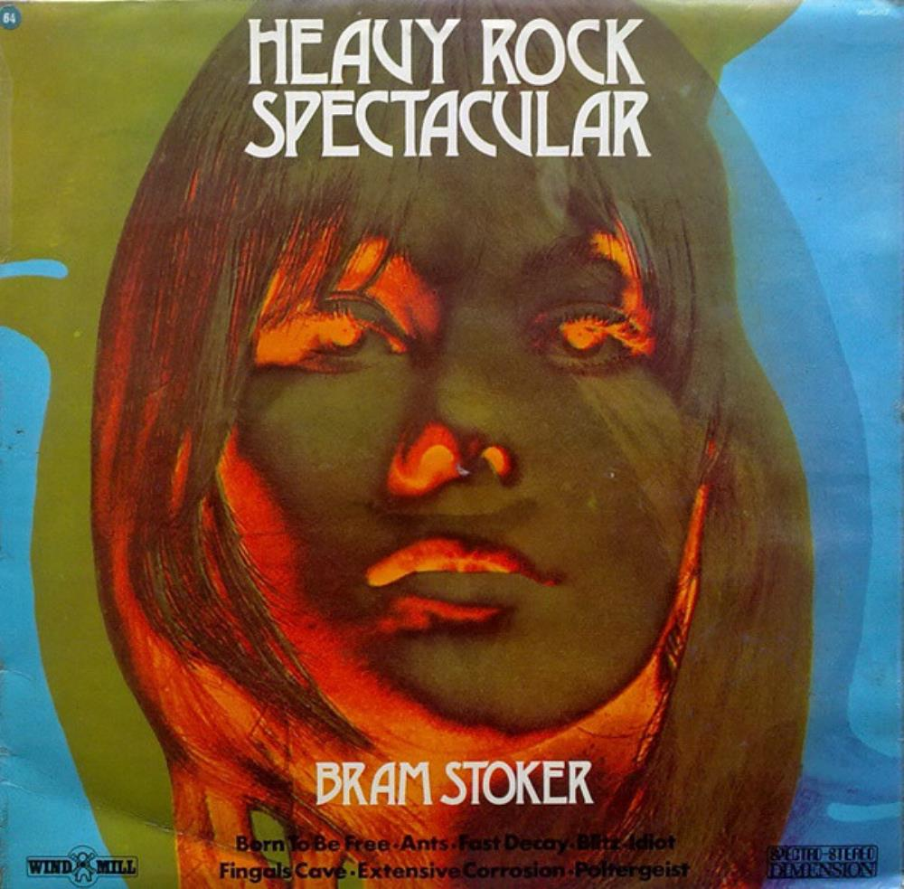 Heavy Rock Spectacular [Aka: Schizo-Poltergeist] by BRAM STOKER album cover